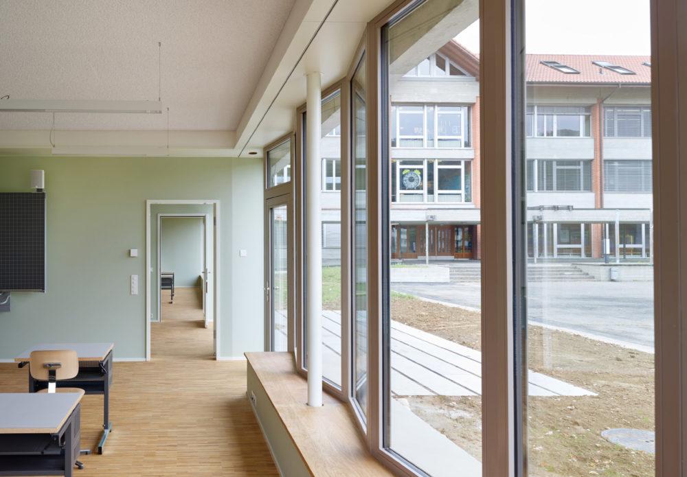 Lorenz Architekten – Schule Kappel