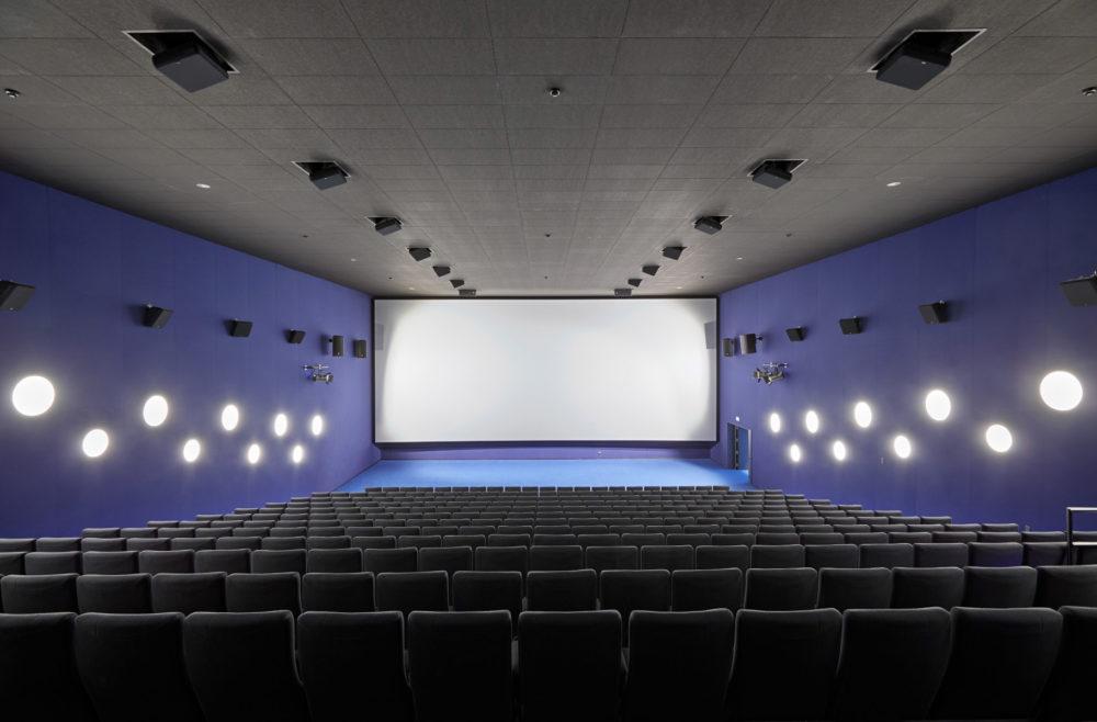 Knauf – Kino Delémont
