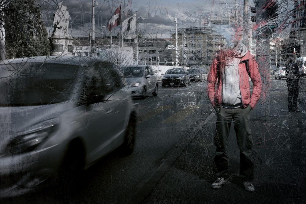 Verein für Gassenarbeit Schwarzer Peter | Peter #40: Ver-rückt auf der Gasse | Artwork: a+