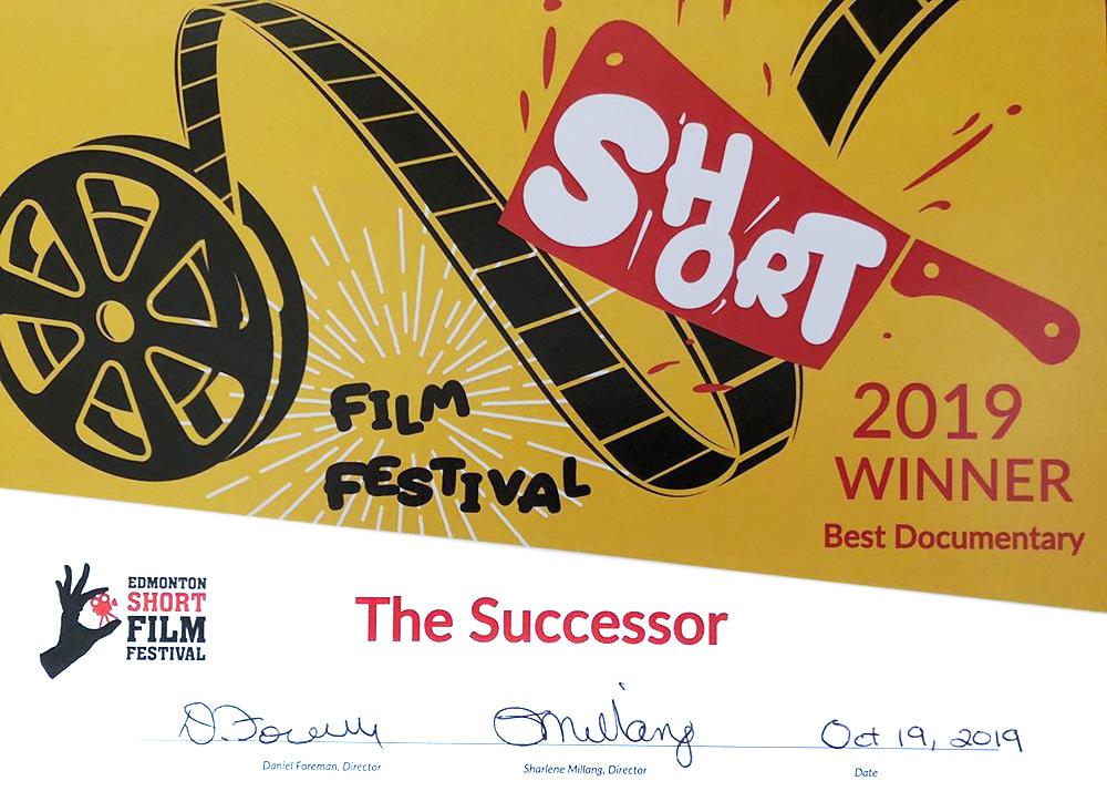 Edmonton Short Film Festival
