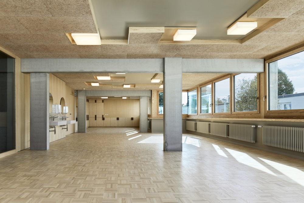 Sanierung Doppelkindergarten Basel