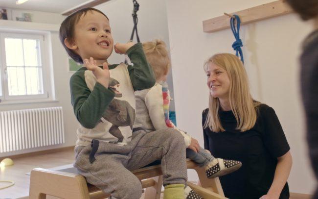 Familycare Basel Kurzfilm «Bewegung»