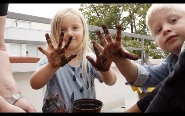 Familycare Basel Kurzfilm «Kleiner Garten ganz gross»