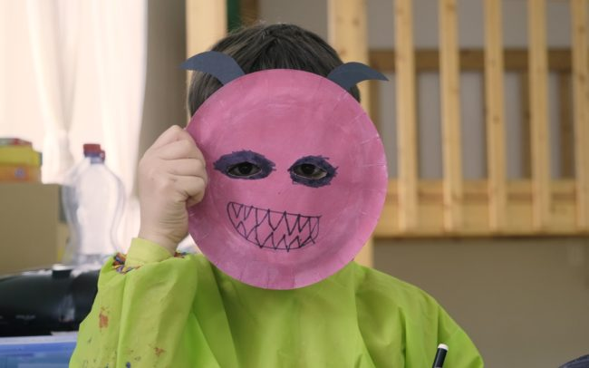Familycare Basel Kurzfilm «Maskerade»