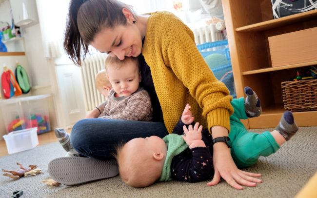 Familycare Basel - Kindertagesstätten, neuer Auftritt