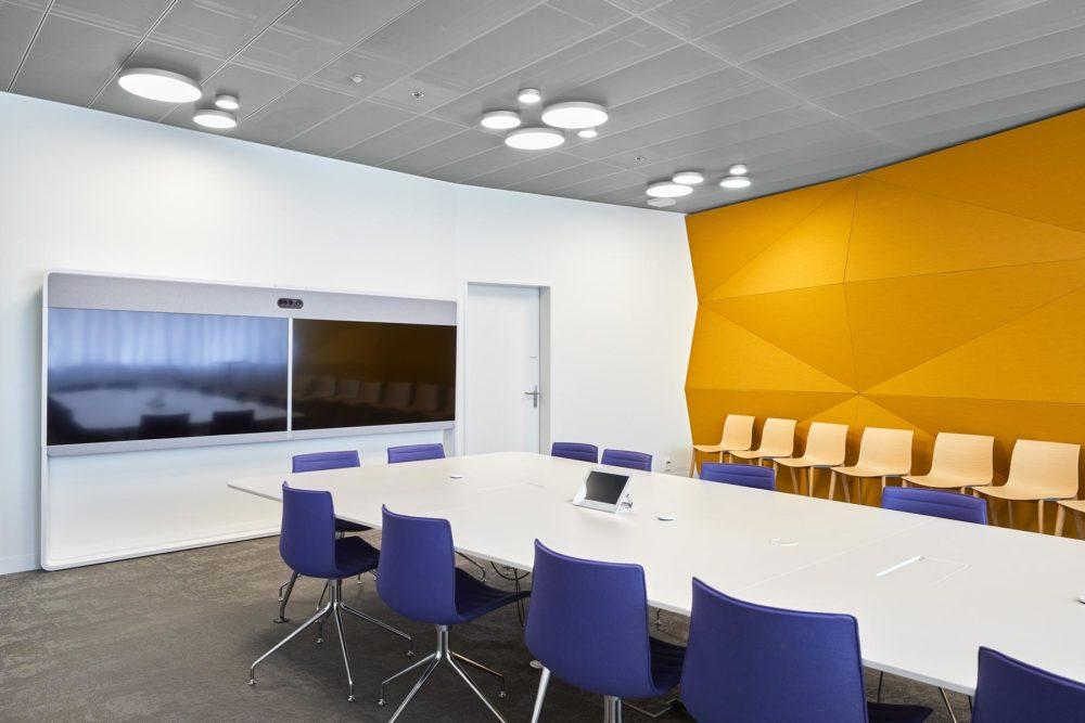 Blaser Butscher Architekten: moderne Büro- und Laborräume