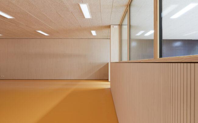 Vogel Architekten, Int. School
